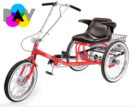 tricycle Adult recumbent