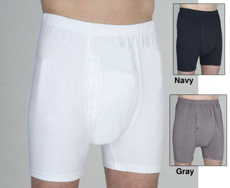 Dignity Men's Boxer Shorts For Incontinence Protection HI303
