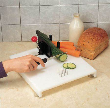 Fix One Handed Meal Preparation Board