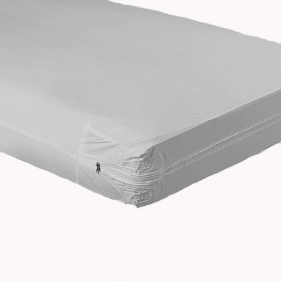 Waterproof Zippered Vinyl Mattress Protector elderstore