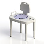 Sliding and Rotating Transfer Bath Bench MA727142701