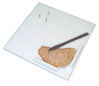 One Handed Preparation Cutting Board PA013