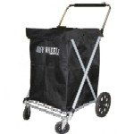 Fabric Bag Folding Carts