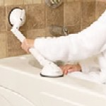 Pivot Grip Telescoping Portable Grab Bar BMBC400