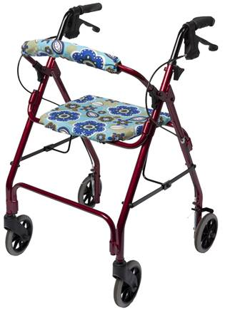 Stylish Rollator Walker Covers CZ530