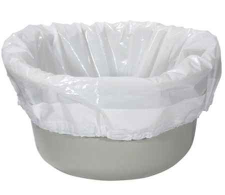 Biodegradable Bedside Commode Liners DR12085
