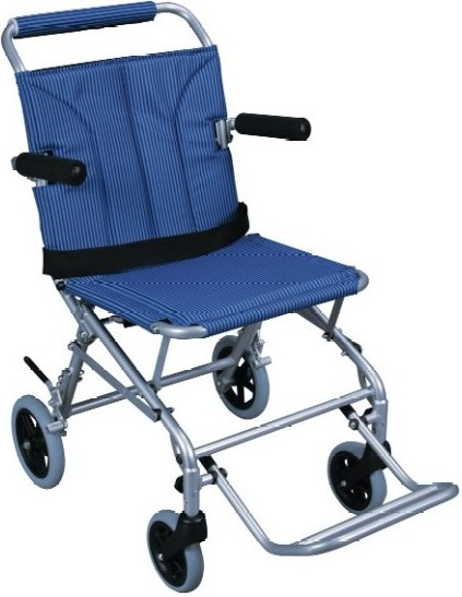 Extra Lightweight Folding Transport Chair DRSL18