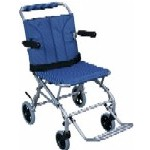 Extra Lightweight Folding Transport Chair - Backorder till July 28 DRSL18