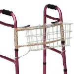 Clip on Walker Basket DM1086