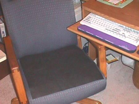 Flat D Flatulence Deodorizing Chair Pads FD2995