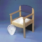 Royale Commode Chair HPS5505