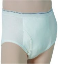 Free & Active Men's Incontinence Briefs  HI3693
