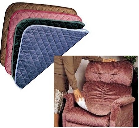 Soft Quilt Seat Protectors for Incontinence INV2122