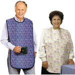 Adult Bib and Mealtime Protector INV836S