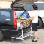 AutoCart Heavy Duty Folding Utility Cart AC2000