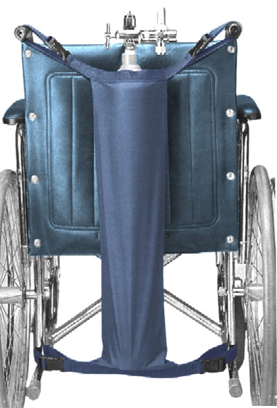 Wheelchair Oxygen Tank Holder KE80210