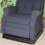 Little Boost Platform Chair Riser LBP1000