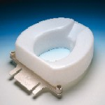 Tallette Contoured Elevated Toilet Seat MA72583