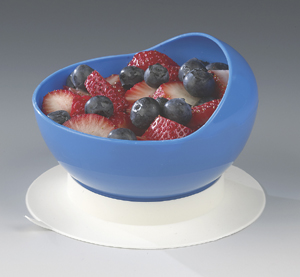 Scooper Bowl with Suction Base MA74534