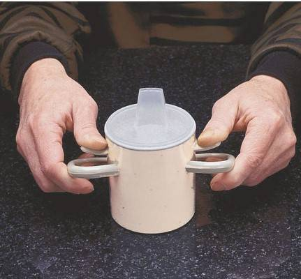 Arthro Thumbs Up Cup With Spout Lid Elderstore Com
