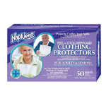 Peel & Stick Disposable Clothing Protectors NK1783