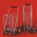 Jumbo Chrome Elite Folding Cart  NT001