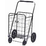 Big Bruno Folding Shopping Cart NT002