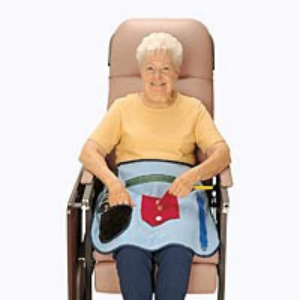 Activity Apron for Alzheimers or Dementia