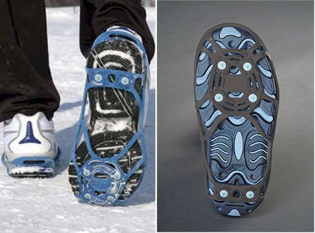 Get A Grip Ultra Snow And Ice Treads For Your Shoes
