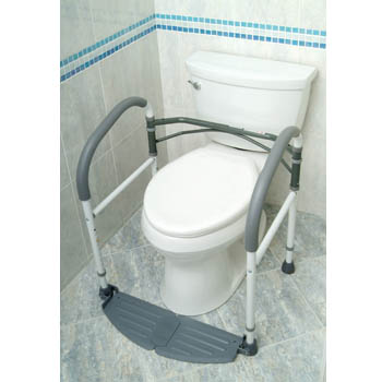Buckingham Fold Easy Portable Toilet Frame BUCK0500