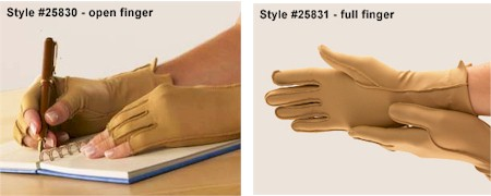 Isotoner Therapeutic Compression Gloves TSB2583