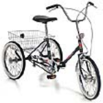Adult Three Wheel Bicycle WM1001